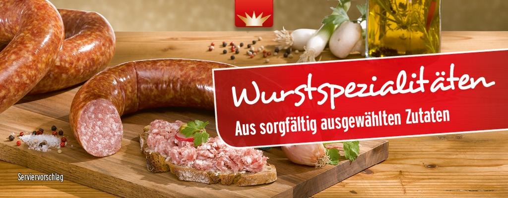 Rohwurst
