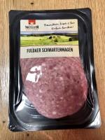 Fuldaer Schwartemagen 120g geschnitten